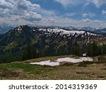Mountain Landscape In The Allg...