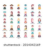 look and style 1  thin line and ...   Shutterstock .eps vector #2014342169