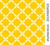 seamless pattern. geometric... | Shutterstock .eps vector #2014560923