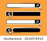 set search bar. web ui design...