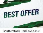 best offer word concept vector...
