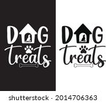 dog treats with home svg... | Shutterstock .eps vector #2014706363