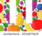 vector letter of the russian...   Shutterstock .eps vector #2014875629