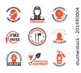 alarm,axe,badge,banner,burning,danger,department,design,element,emblem,emergency,equipment,extinguisher,fighter,fire