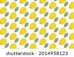 lemon illustration on white...   Shutterstock .eps vector #2014958123