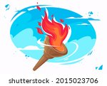 Vector Illustration Of A Wooden ...