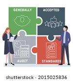 flat design with people. gaas   ... | Shutterstock .eps vector #2015025836