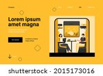 happy people traveling by train ... | Shutterstock .eps vector #2015173016