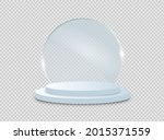 background vector 3d blue... | Shutterstock .eps vector #2015371559