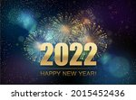 2022 new year abstract... | Shutterstock .eps vector #2015452436