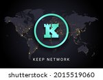 keep network crypto currency... | Shutterstock .eps vector #2015519060