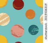 seamless pattern  multicolored...   Shutterstock .eps vector #2015536319