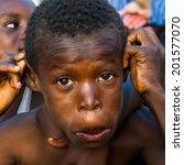 accra  ghana   march 3  2012 ... | Shutterstock . vector #201577070