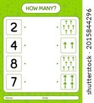 how many counting game with...   Shutterstock .eps vector #2015844296