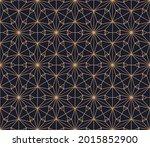 vector abstract oriental... | Shutterstock .eps vector #2015852900