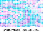 soft color mosaic with color... | Shutterstock .eps vector #2016313253
