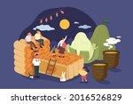 mid autumn festival design....   Shutterstock .eps vector #2016526829