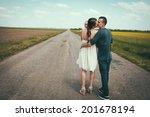happy family having fun... | Shutterstock . vector #201678194