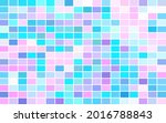 cold color mosaic with color... | Shutterstock .eps vector #2016788843