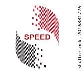 race flag icon  simple design...   Shutterstock .eps vector #2016881726