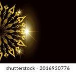 luxury circular pattern mandala ... | Shutterstock .eps vector #2016930776