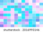 trendy mosaic with color cells... | Shutterstock .eps vector #2016993146