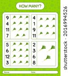 how many counting game with... | Shutterstock .eps vector #2016994526