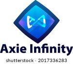 vector image of axie infinity....   Shutterstock .eps vector #2017336283