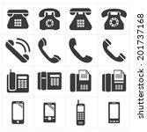 icon telephone classic to