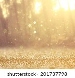 abstract photo of light burst... | Shutterstock . vector #201737798