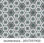 Abstract Background Hexagram ...