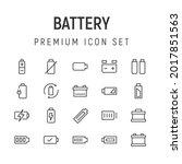 premium pack of battery line...