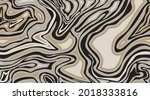 retro liquid coffee background  ... | Shutterstock .eps vector #2018333816
