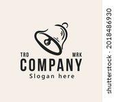 bell  toller  campane logo... | Shutterstock .eps vector #2018486930