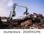 Industrial Scrap Metal...