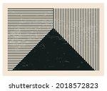 trendy abstract creative...   Shutterstock .eps vector #2018572823