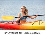 Female Sea Kayaker