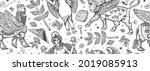 assyrian culture. ancient...   Shutterstock .eps vector #2019085913