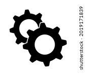 setting gear vector icon design ...   Shutterstock .eps vector #2019171839
