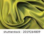 Silk Fabric Crepe De Chine In...