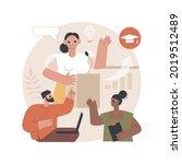 professional development of...   Shutterstock .eps vector #2019512489