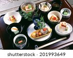 image of the japanese food | Shutterstock . vector #201993649