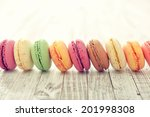 Different Kinds Of Macaroons I...