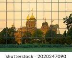 Iowa State Capitol Reflection...