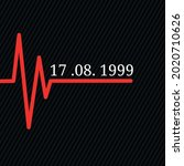 yalova  17 august   1999 great...   Shutterstock .eps vector #2020710626