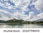 Panorama Of The Bled Lake ...