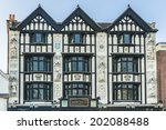 The Ornate Facade Of The...