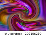 colorful abstract background ... | Shutterstock . vector #202106290