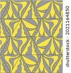 textile pattern of geometric... | Shutterstock .eps vector #2021164850