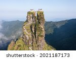 The Fanjingshan Or Mount...